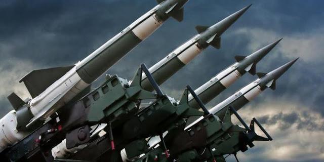 VIDEO: Rudal Canggih Rusia Melewati 3 Negara Lalu Menghantam Markas ISIS
