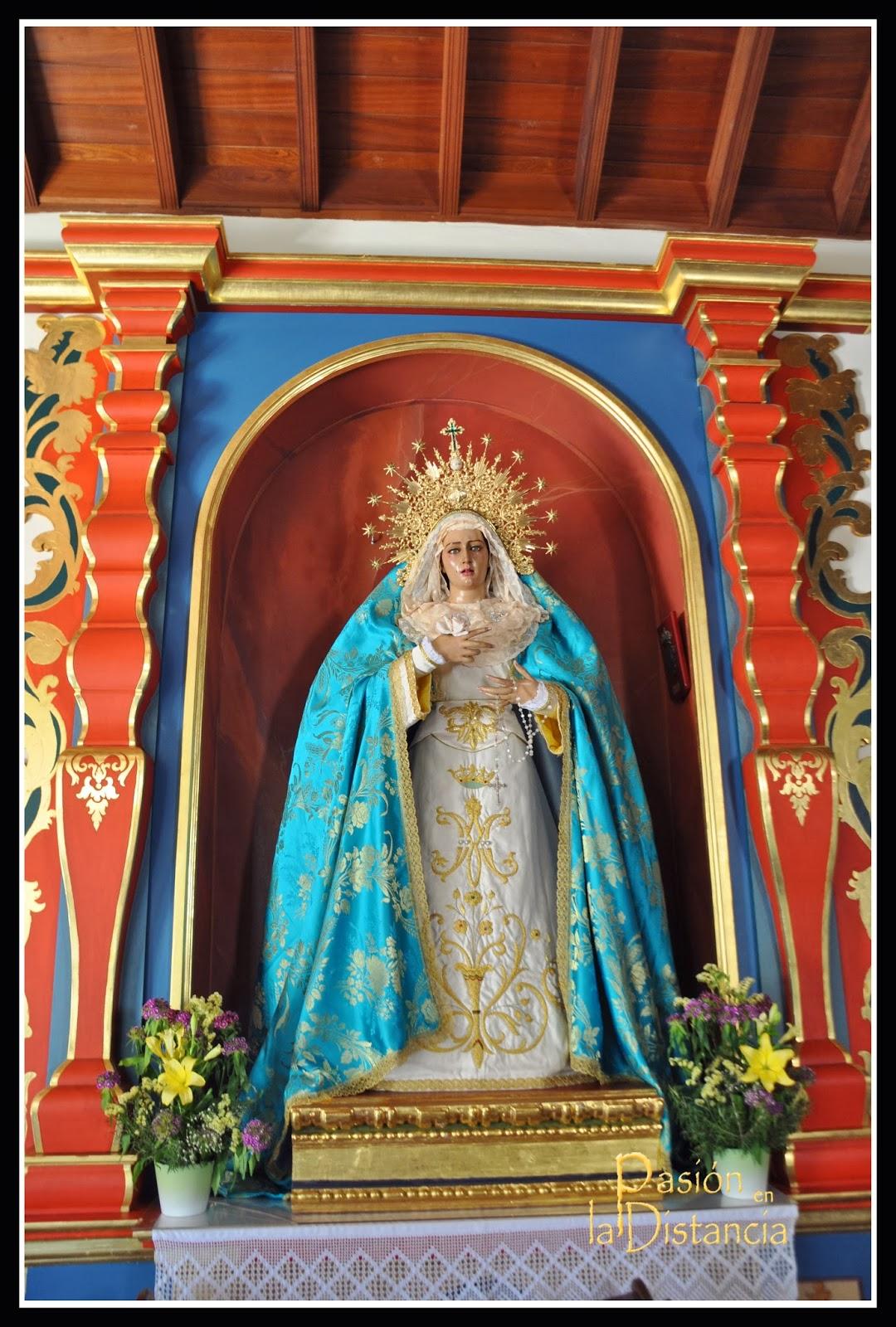 Virgen de la Esperanza Alvarez Duarte Adeje