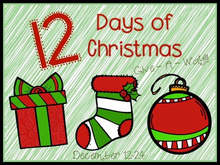 12 days of christmas giveaway 2