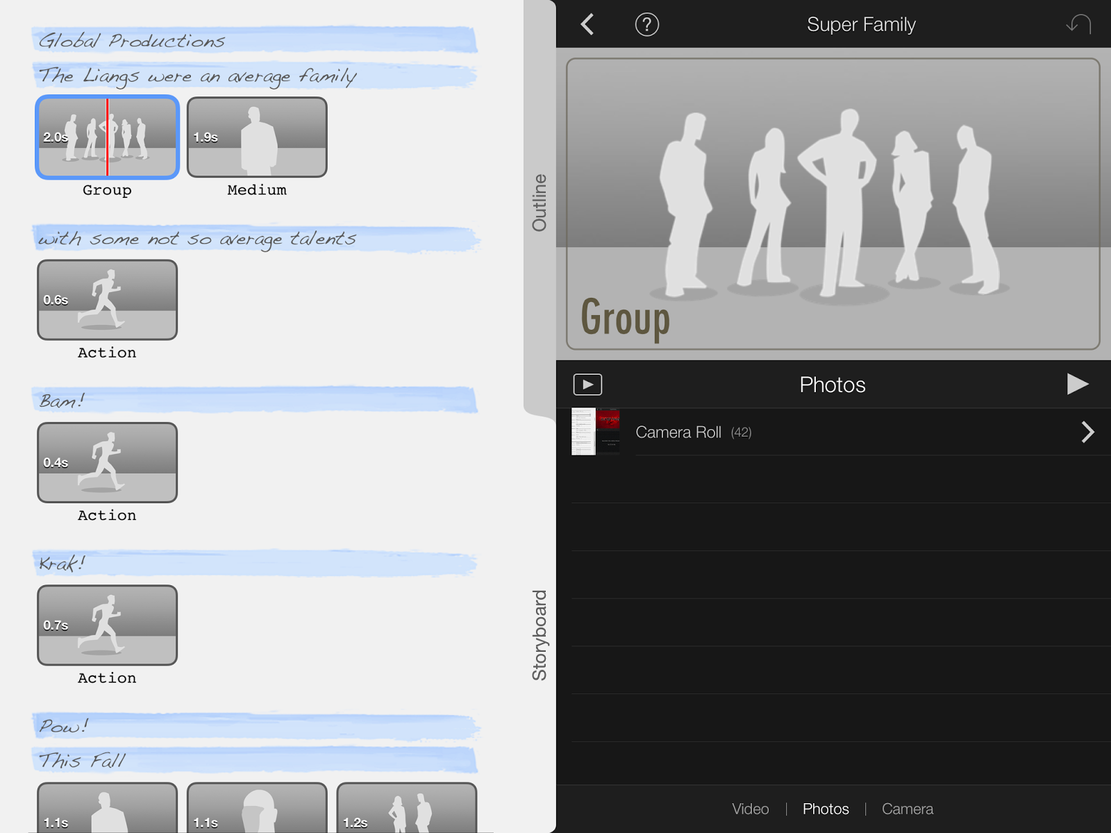Imovie Trailers Templates. imovie trailers a fun easy icebreaker ...