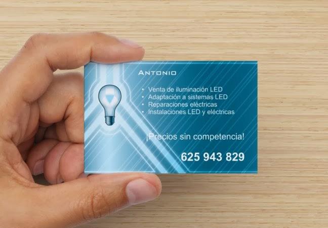 cambiar la instalación eléctrica de vuestro negocio o casa por iluminación LED, o renovar la instalación eléctrica, reparaciones, comprar bombillas led, fluorescentes led, halógenas led, etc... precios competitivos anticrisis, los precios más competitivos, realizar las adaptaciones necesarias para poder disfrutar de la iluminación LED, trabajos eléctricos.