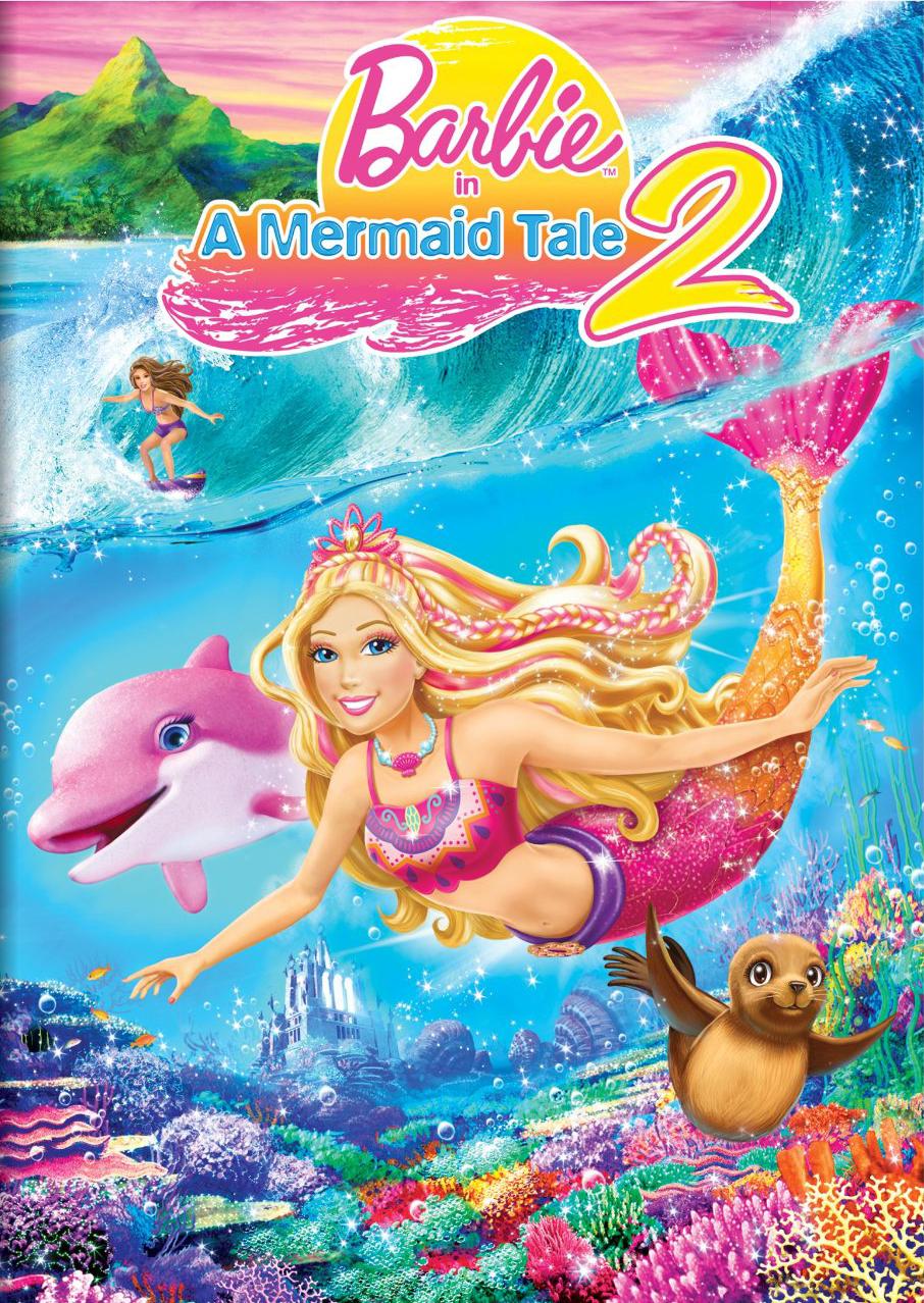 Barbie filmleri barbie in a mermaid tale 2 barbie deniz k z