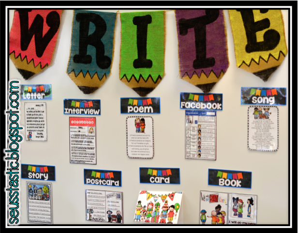 Classroom Writing Ideas : Seusstastic classroom inspirations new reveal