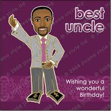 Welcome to My Blog!: Happy Birthday Uncle Bob!