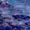 Πίνακες του Αντώνη Μαλαβάζου: Ρυάκι γάργαρο Αρ. 139