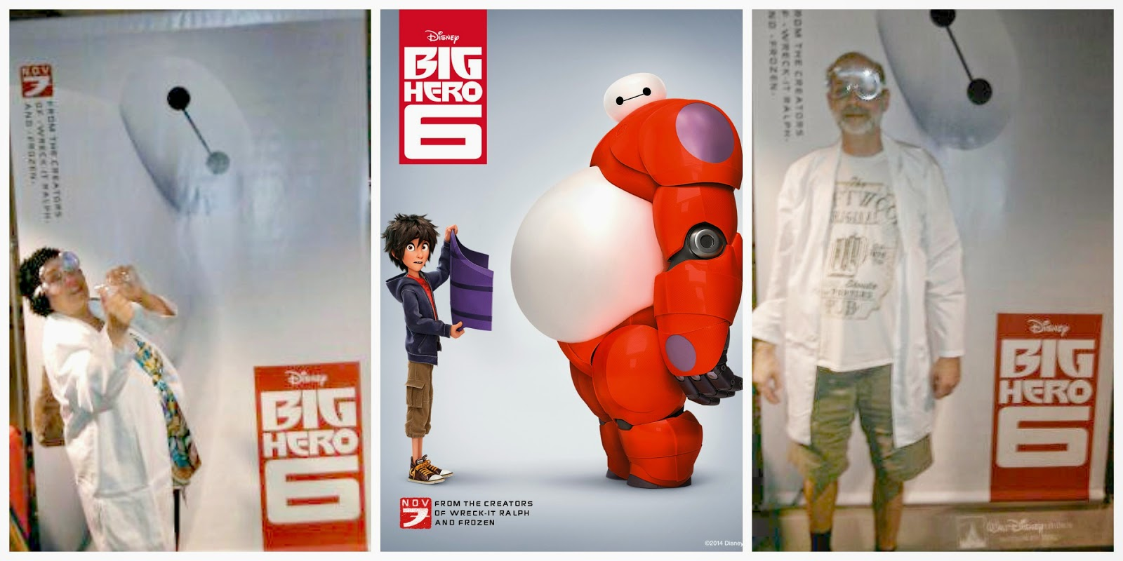 Big Hero 6  Disney Film Screening