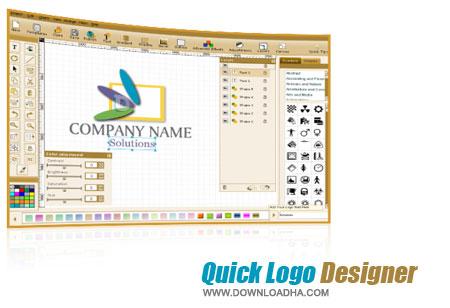 Quick Logo Designer helps you Quick Logo Designer 5.0.0.0 Key