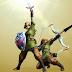 Link ganha participação em Monster Hunter 4 Ultimate