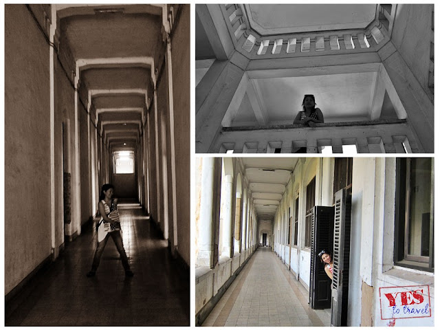 Lawang Sewu - A Thousand Doors in Semarang Indonesia