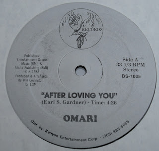 OMARI  -  After loving you 1983