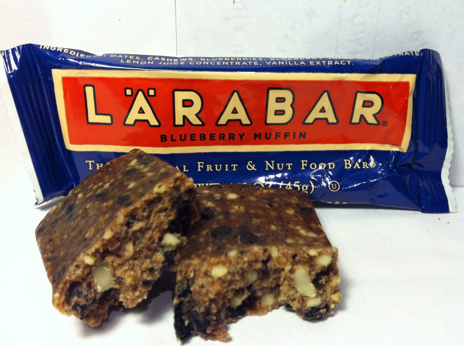 Homemade Blueberry Muffin Larabar Recipe — Dishmaps