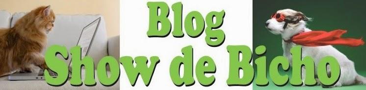 Blog  Show de Bicho