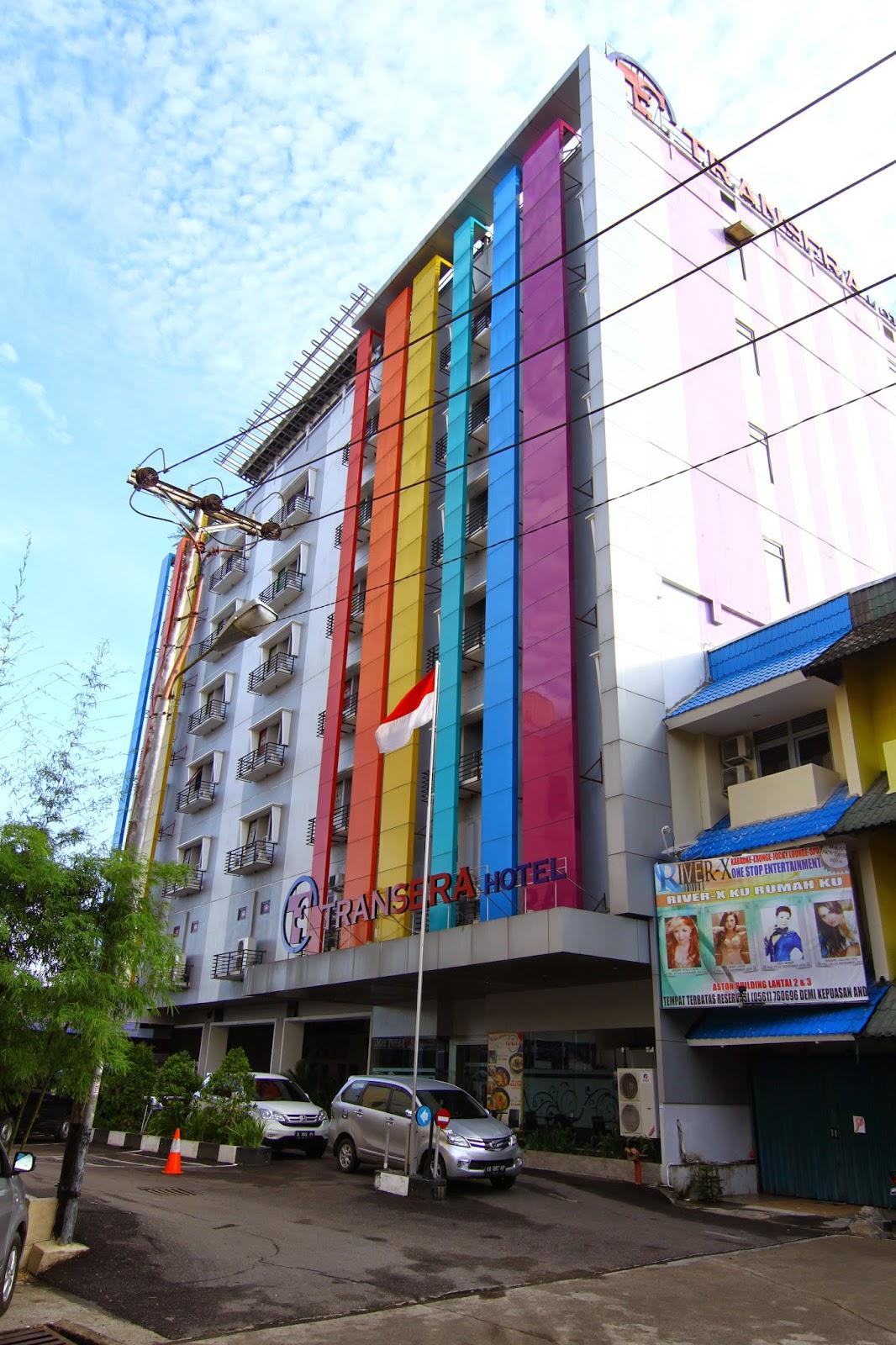 Hotel Transera, Pontianak dengan harga yang berpatutan