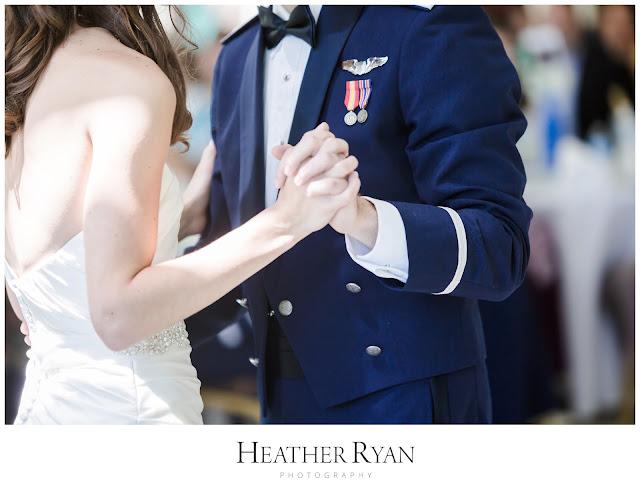 Newton White Mansion Wedding | Photos by Heather Ryan Photography