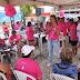 Guarabira:Secretaria de Saúde realiza evento em comemoração ao Outubro Rosa na Praça da Juventude