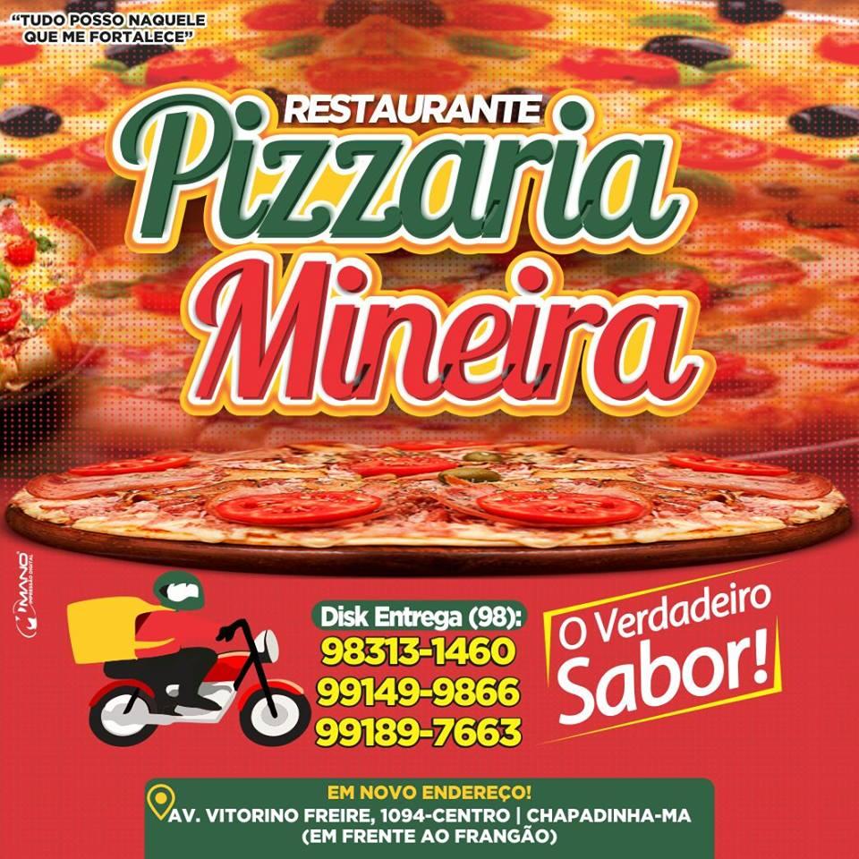 Restaurante e Pizzaria e Mineira