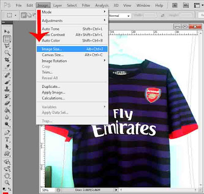 Cara Memperkecil Ukuran Foto atau Gambar