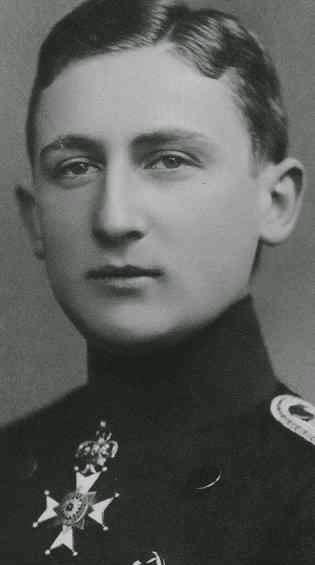 Prince Stephan zu Schaumburg-Lippe 1891-1965