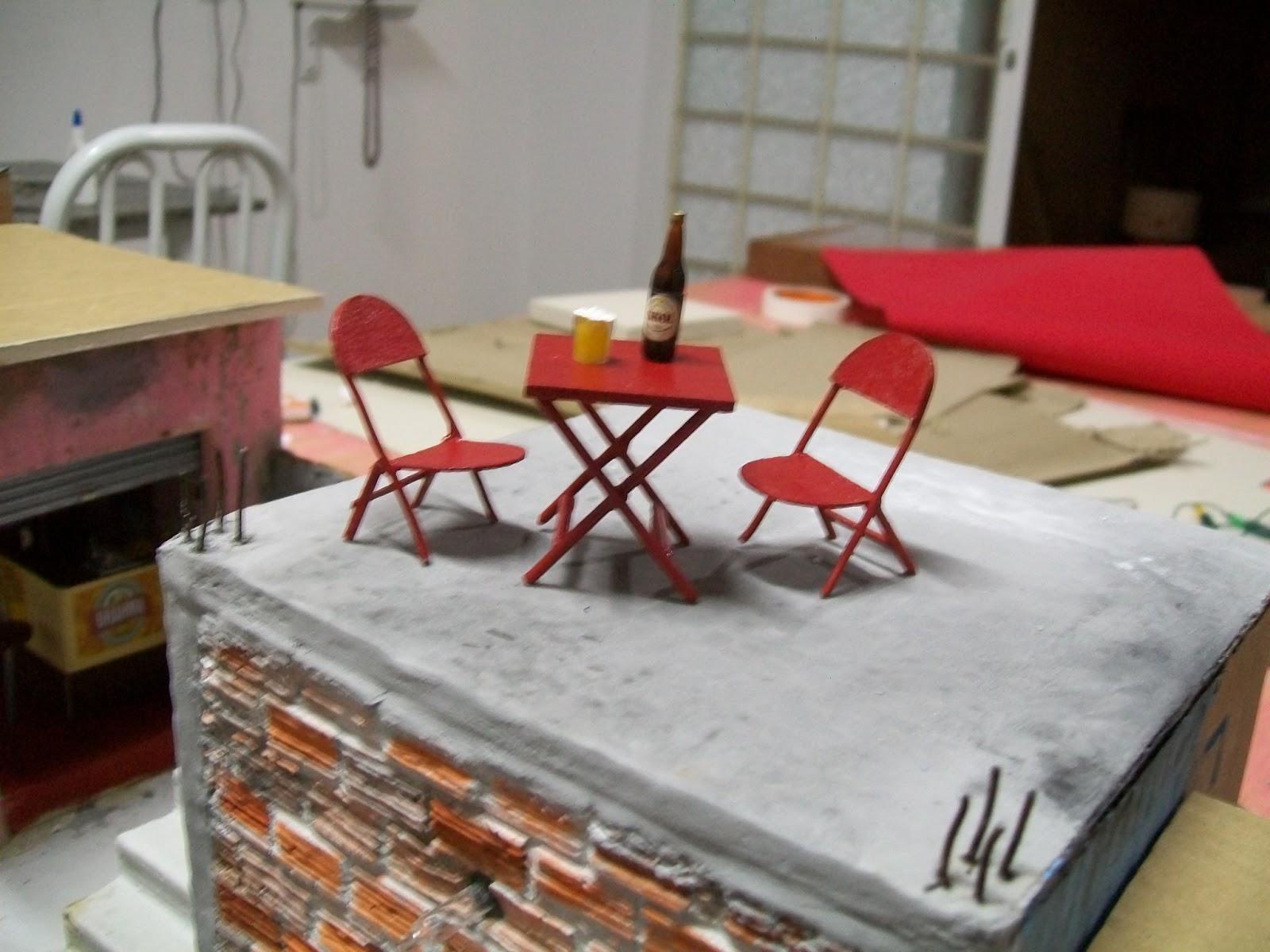 Fabuloso Casa do Imaginário : Como fazer uma Maquete de Favela DZ01
