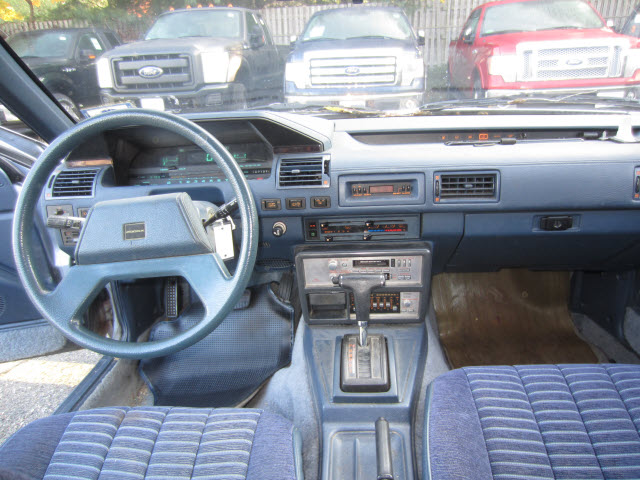 1985 Nissan Pulsar Interior Pictures To Pin On Pinterest