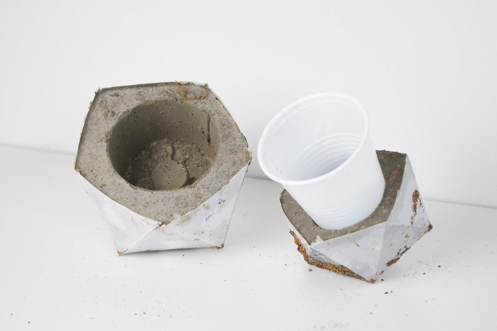 Blumentopf beton swalif for Blumentopf beton