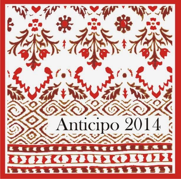 ANTICIPO OTOÑO INVIERNO 2014   Maria Pombo