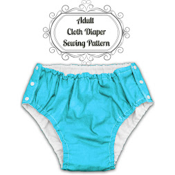 Adult Diaper Pattern