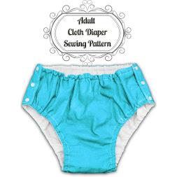 Adult Diaper Pattern
