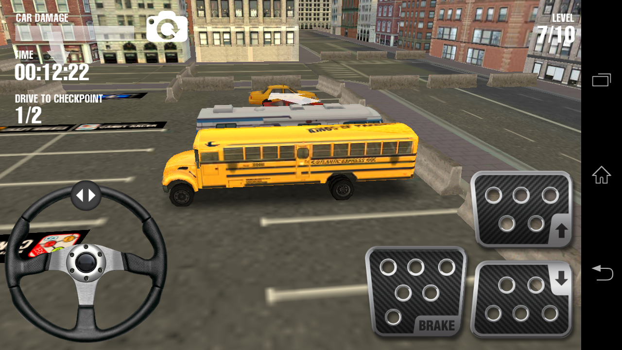 Parking Games Duel - Total Parking vs. Kings of Parking 3D | Kulíš ...