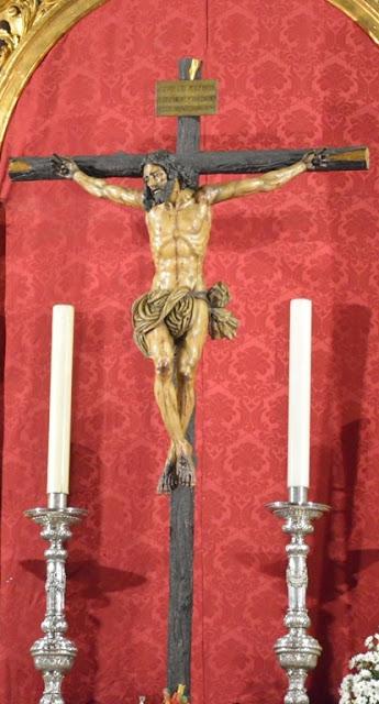 Altar cultos Hdad Sed