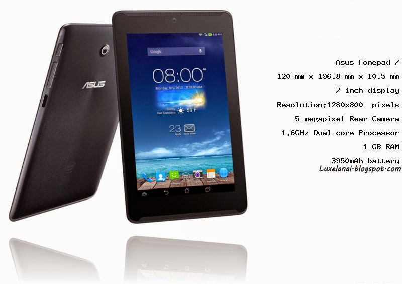 Review: Asus Fonepad 7 2014 FE170CG, Tablet Save, Features Enchanting