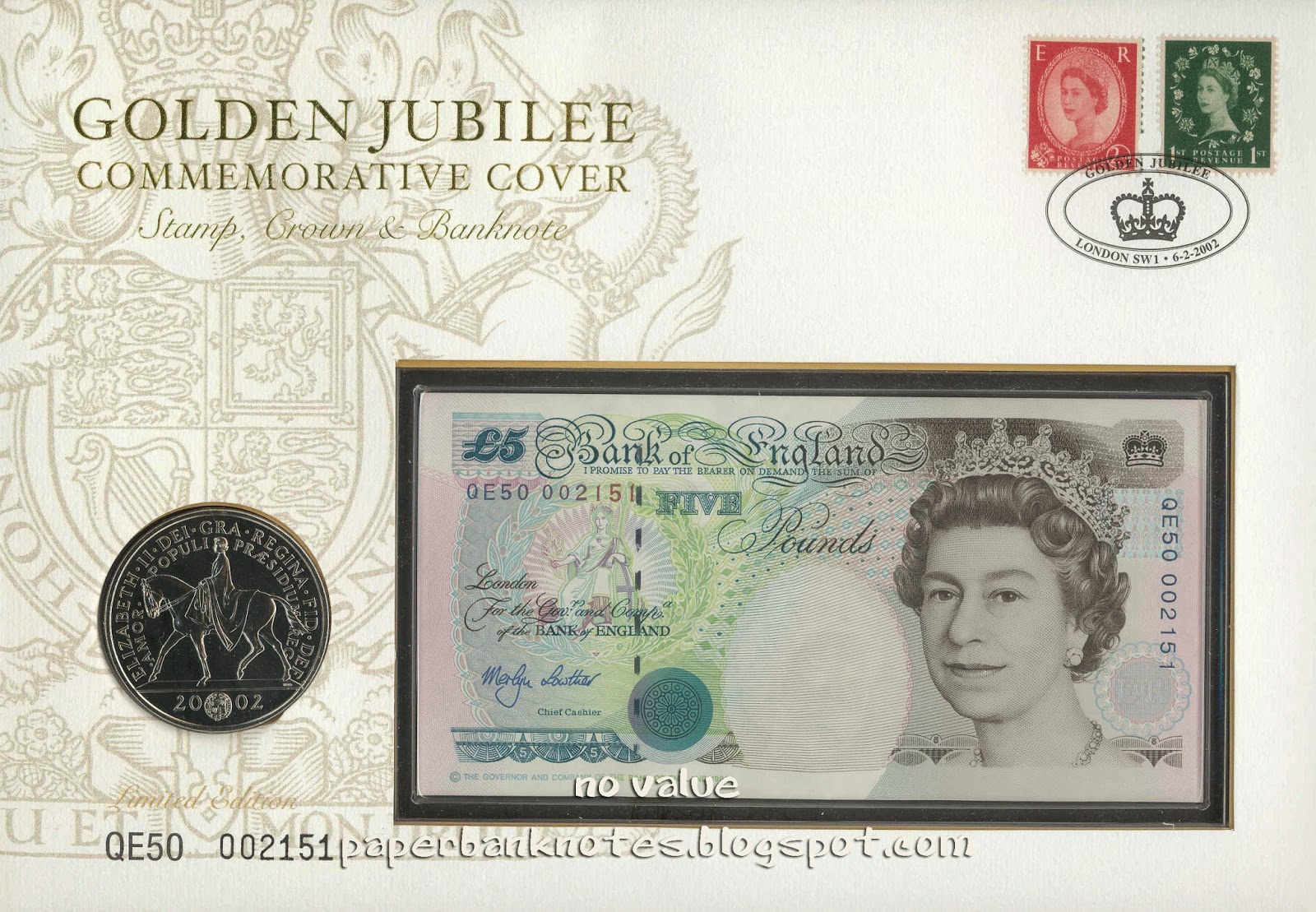 http://europebanknotes.blogspot.com/2014/05/great-britain-five-pounds-2002-queen.html