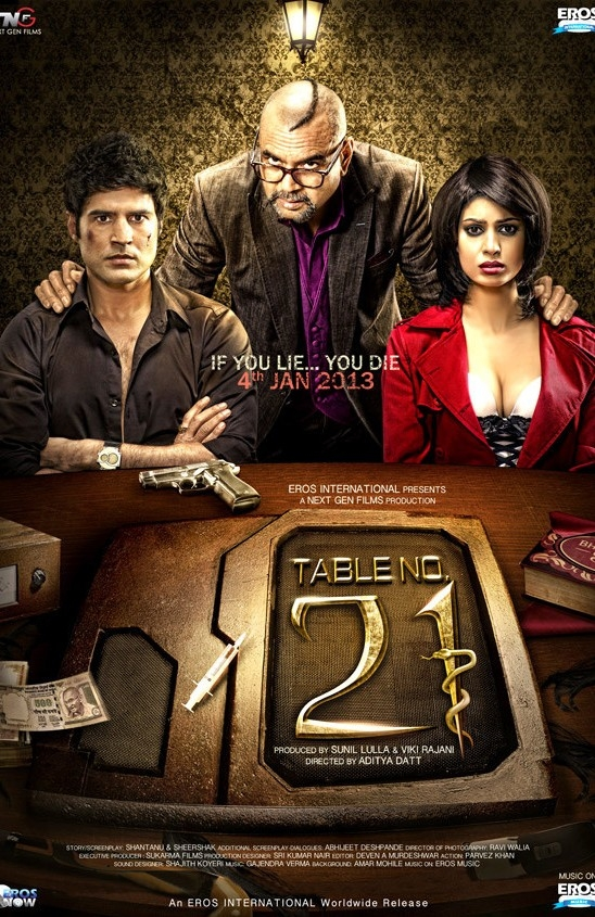 table no 21 movie watch online youtube