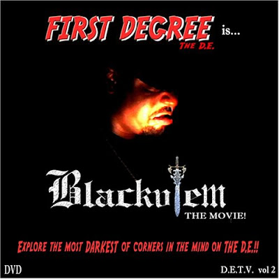 First Degree The D.E. – Blackulem: The Movie!: They Hits Did My Way (2008) (VBR V2)