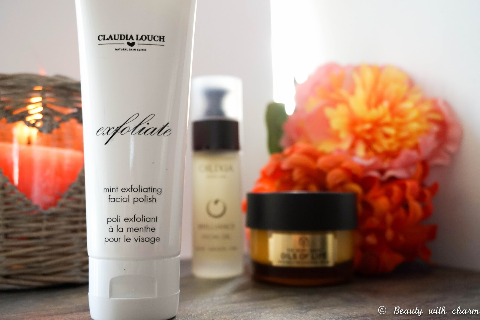 New Skincare on Trial, Oilixia, Claudia Louch, The Body Shop