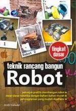Buku Robot untuk Rancang Bangun