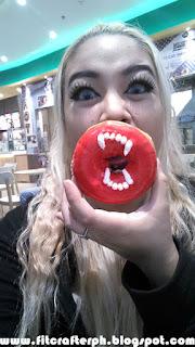 Krispe Kreme Halloween Donut