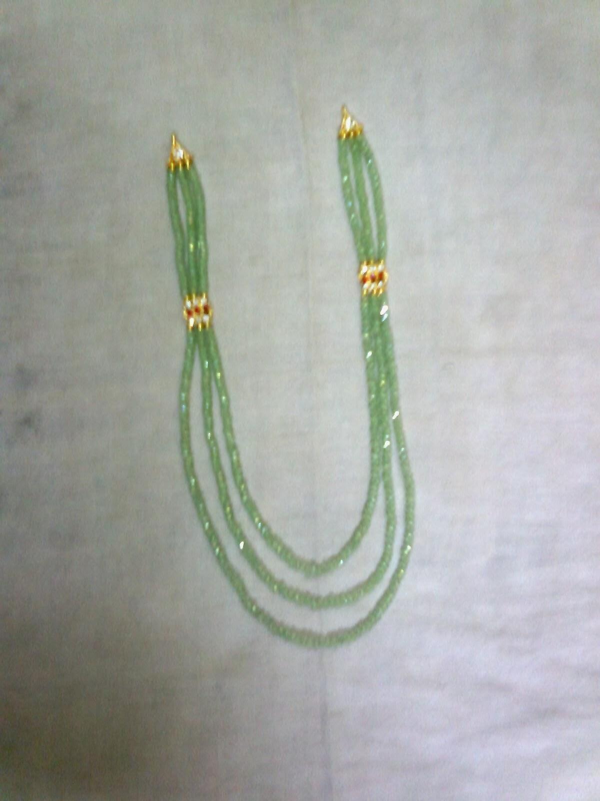 Ambha Collections: Jewellery Making