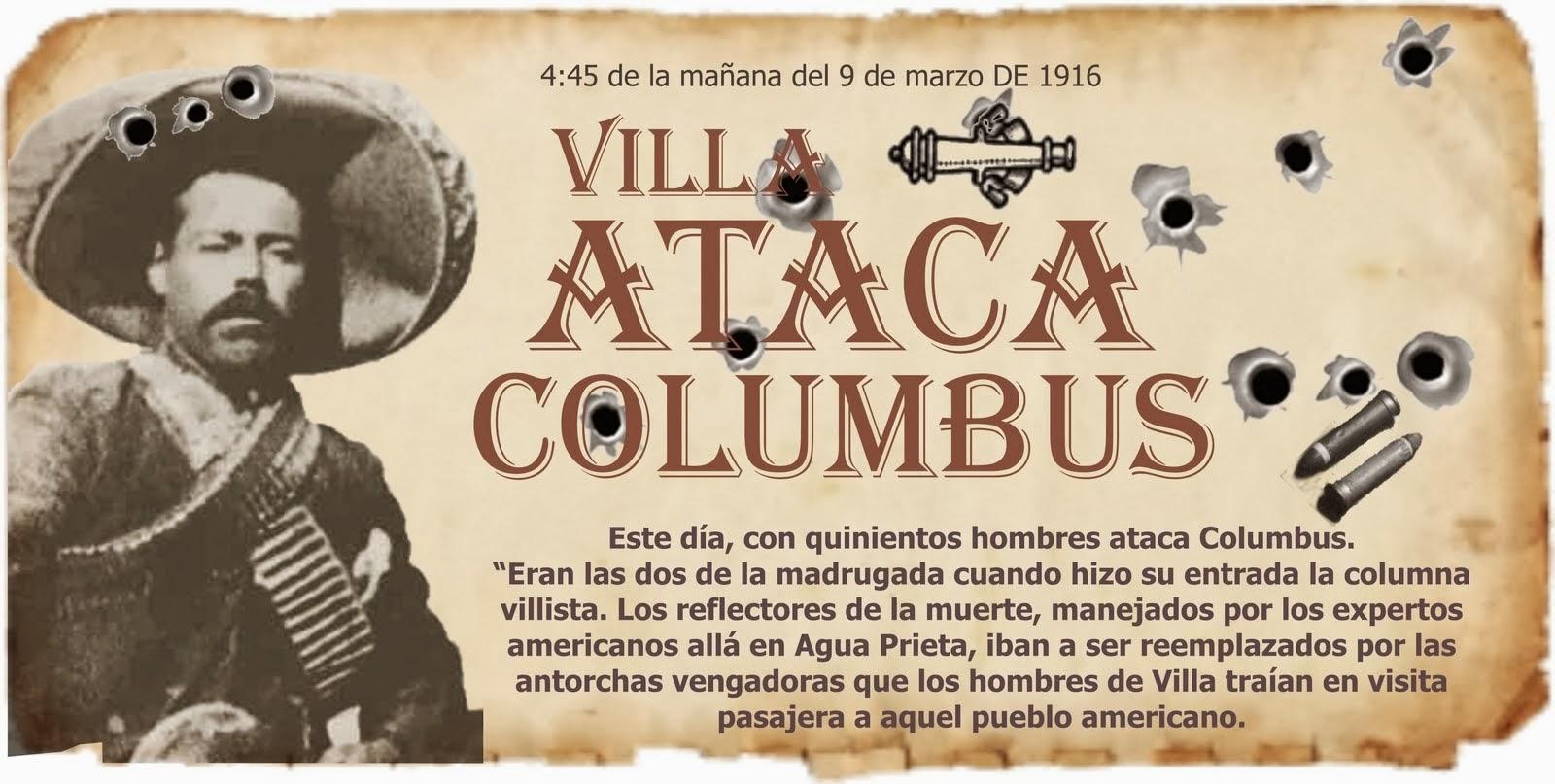 Invasión a Columbus