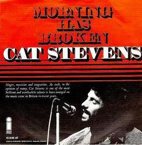 cat stevens morning has broken live,