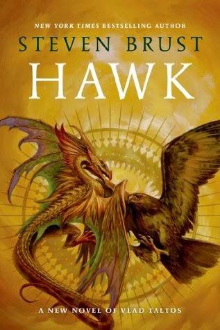 Book Reviews And More Hawk Steven Brust Vlad Taltos Book 14
