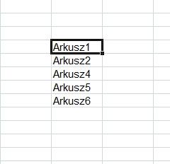 nazwy arkuszy makro vba