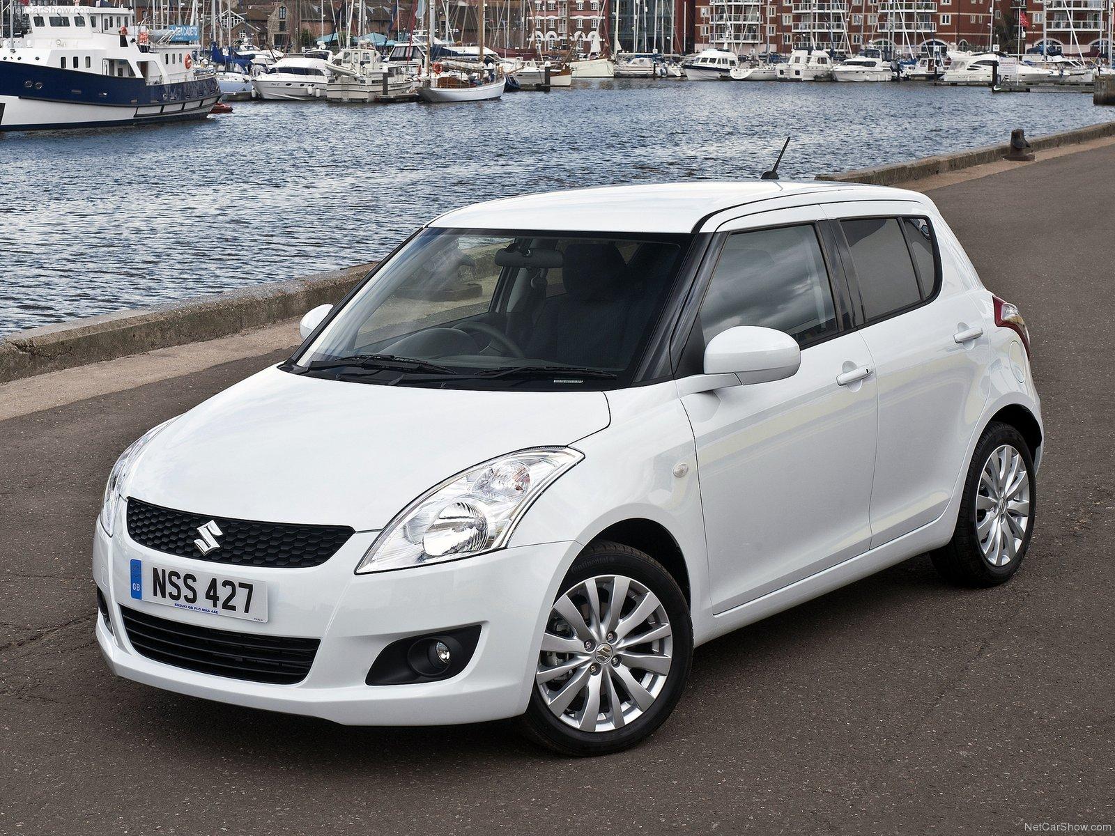 Hình ảnh xe ô tô Suzuki Swift 2011 & nội ngoại thất