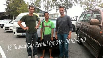 J3 Tawau Car Rental