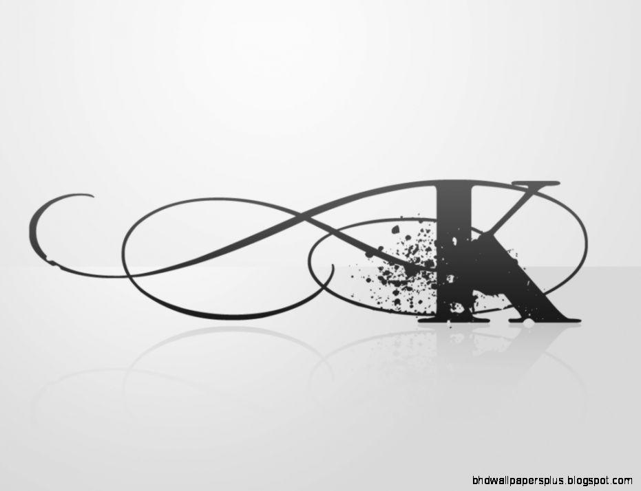 The K wallpaper by KedziGFX on DeviantArt