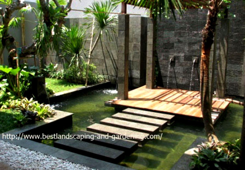 gambar taman di rumah gallery taman minimalis