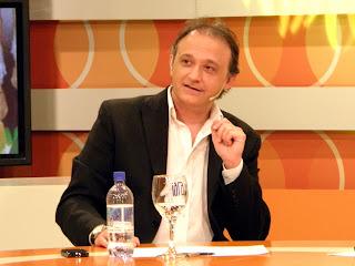 Luis Carballo, el Jorge Rial uruguayo, que poca identidad