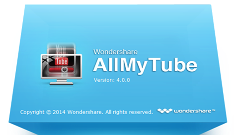 Wondershare AllMyTube v4.0.0.3