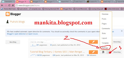 Redirect Page Not Found 404 Blogspot