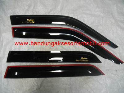 Talang Air Grand Civic 88-91 Original Black Depan Belakang